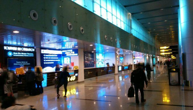 ダナン空港SIM