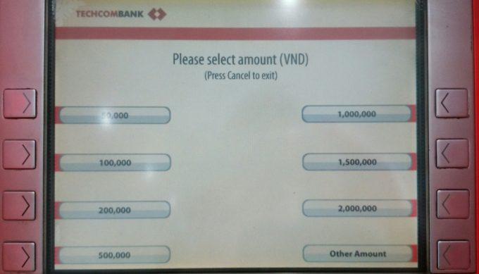 ATM金額ドン