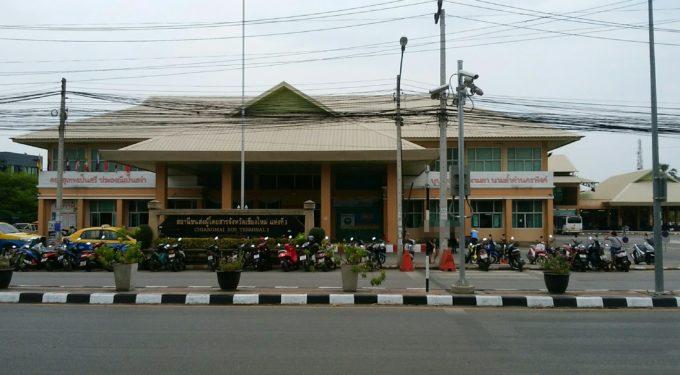 第3バスターミナル