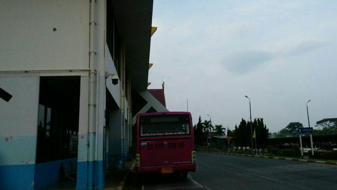 チェンライ空港バス