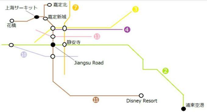地下鉄路線