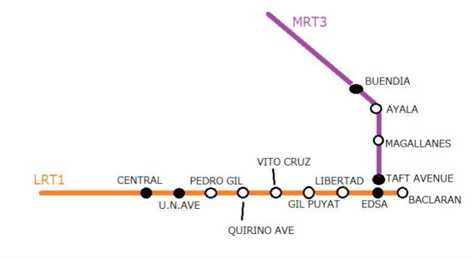 マニラ路線